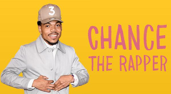 Chance the Rapper(チャンス・ザ・ラッパー)